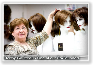 Dorthy Gautreau - One of our Co-Founders